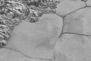 possible dunes on Pluto